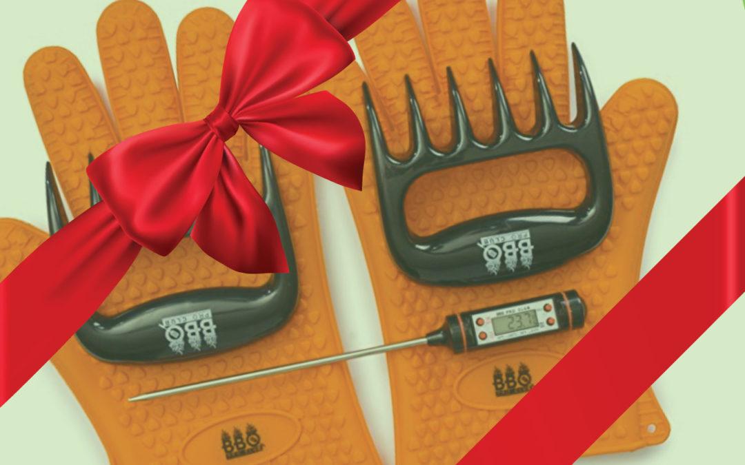BBQ Gifts: Digital Age Edition