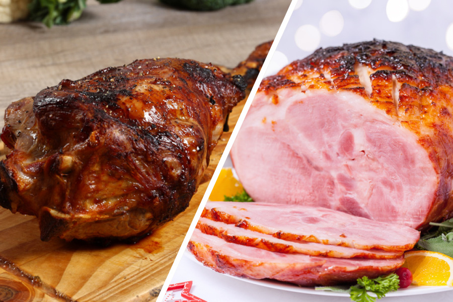 Grilling and Smoking Classic Easter Entrees
