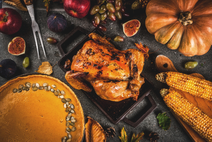 Grilling on the Side: Accompanying your Turkey This Thanksgiving